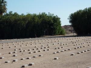 Evergreen Cemetery, El Centro, CA