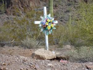 Unidentified Migrant Death