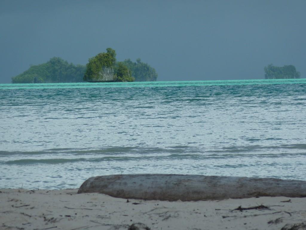 Typical Beach in Palau